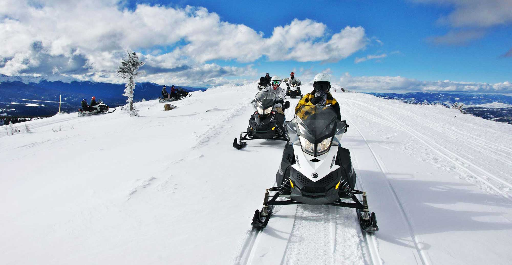 Snowmobile Grand Adventure